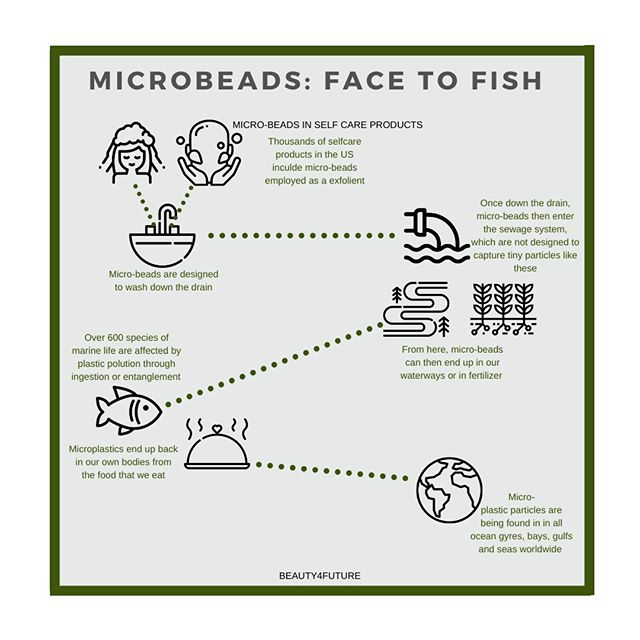 Microbeads: Face to Fish